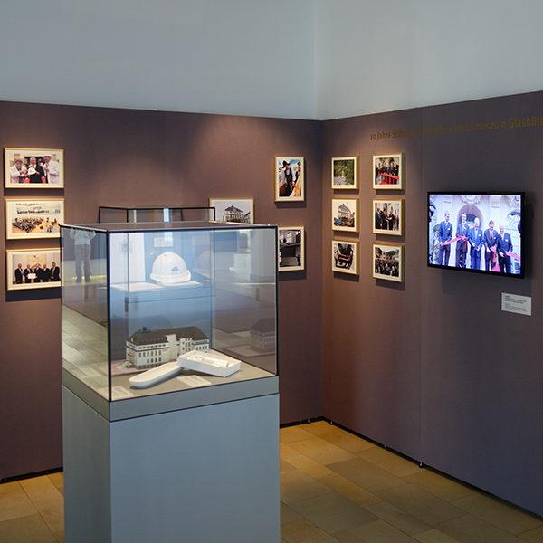 """2016_10 Jahre Stiftung """"Deutsches Uhrenmuseum Glashütte – Nicolas G. Hayek"""""""