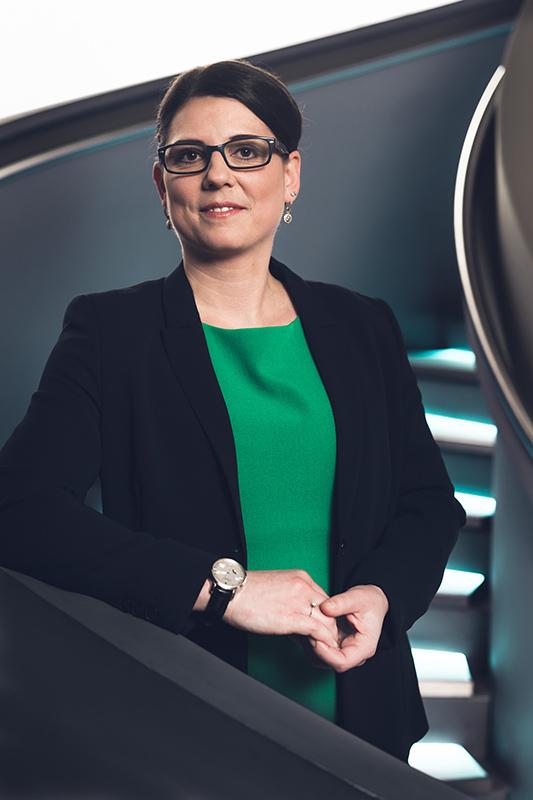 Neue Geschäftsführerin der Stiftung Frau A.-K. Tylla